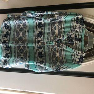 Beautiful tunic